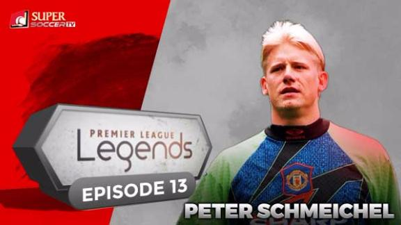 Premier League Legends - Peter Schmeichel
