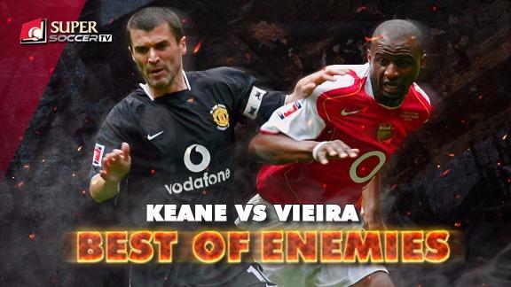 Keane and Vieira - Best of Enemies
